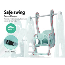 Load image into Gallery viewer, Keezi Kids Swing / Slide Set