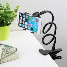 Load image into Gallery viewer, Flexible Phone Holder Long Arm Lazy Gooseneck Stand Support Smartphone Tablet Bracket in Car Home Bed Clip For Xiaomi 8 Redmi 2 - ColourMyLife