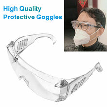 Load image into Gallery viewer, Medical Mask/Anti Dust Protective Goggles/Lab Eyes Goggles/Clear Safety Glasses - ColourMyLife