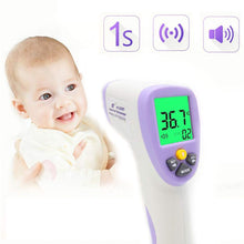 Load image into Gallery viewer, Digital Termomete Baby Adult Infrared Forehead Body Thermometer Gun Non-contact Temperature Measurement Device - ColourMyLife