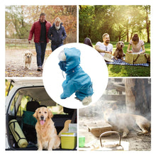 Load image into Gallery viewer, Pet Dog Protective Clothing Detachable Adjustable Isolation Clothes Anti Dust And Harmful Particles Droplets - ColourMyLife