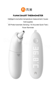 Infrared Ear Thermometer Digital LED Body Measurement Ear NonContact Baby Adult Body Fever IR Children Thermometer
