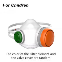 Load image into Gallery viewer, Youpin WoobiPlay Kids Sport Face Masks Clean Breathing Children Safe Respirators Block Dust PM2.5 Haze Anti-Pollution Air