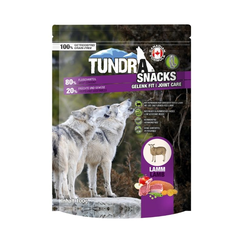 Tundra Dog Snack Joint Care Lamb
