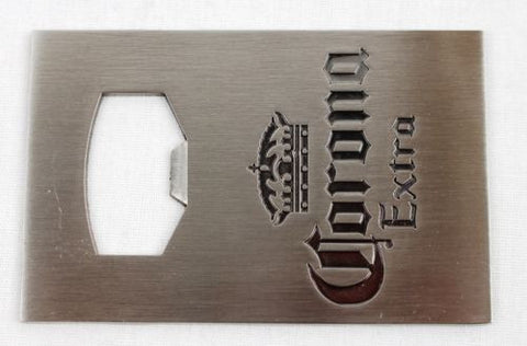 Bar Items - Bottle Opener Credit card Corona