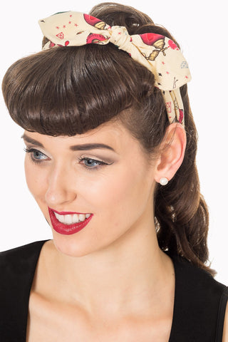 Ladies Bandana - Banned ANA Bandana/Headband