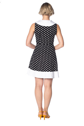 Banned Polka Love Cute Ladies Dress|Poisonkandyklothing