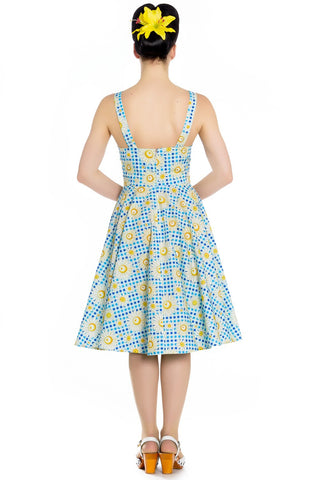 Hell Bunny - Sunshine 50's Dress |Poisonkandyklothing
