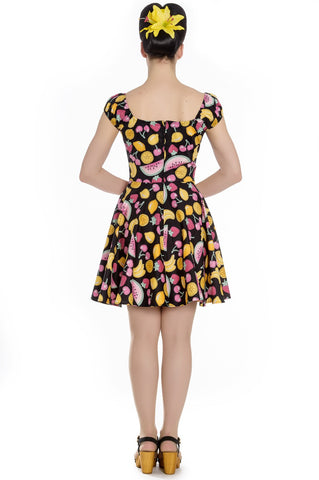 Hell Bunny - Tutti Frutti Mini Dress|Poisonkandyklothing