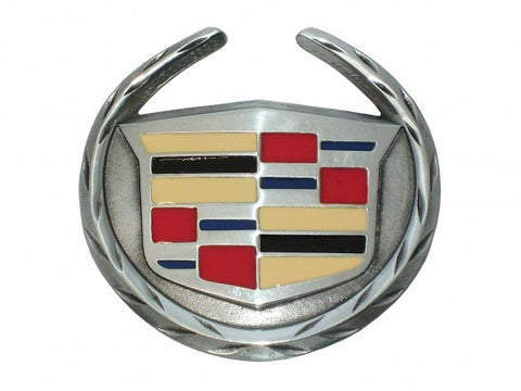 Belt Buckle - Cadillac Emblem