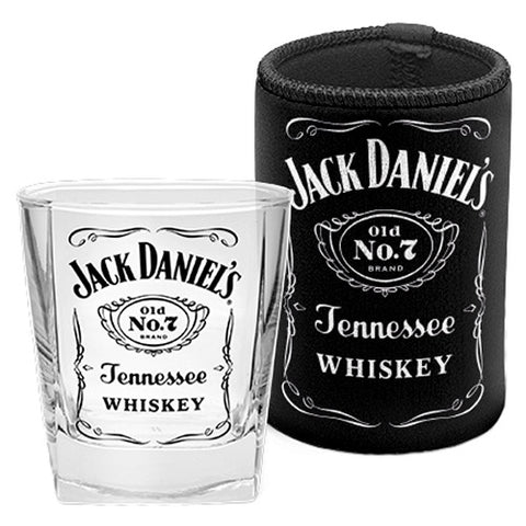 Bar Item - Jack Daniels Spirit Glass and Cooler Box Set