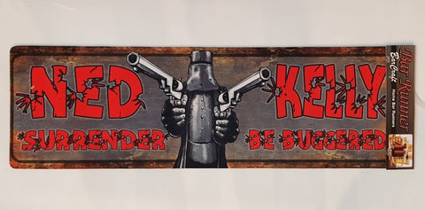 Bar Runner - Ned Kelly Surrender