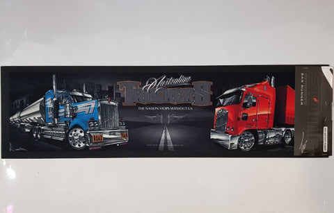 Bar Runner Stomp - Kenworth  Australian Truckers