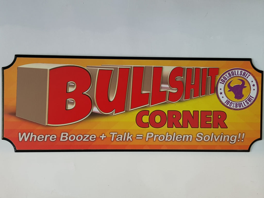 Bar Runner - Bullshit Corner -  Problem Solving