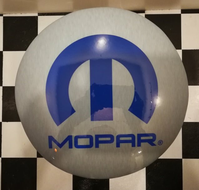 Bar Stool -  Mopar Logo Poison Kandy Klothing
