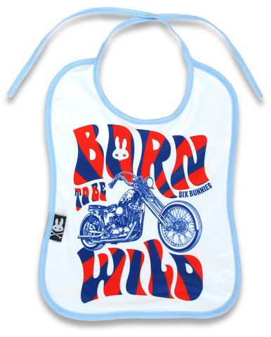 Baby Bibs - Born To Be Wild