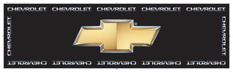 Chevrolet Bowtie Bar Runner
