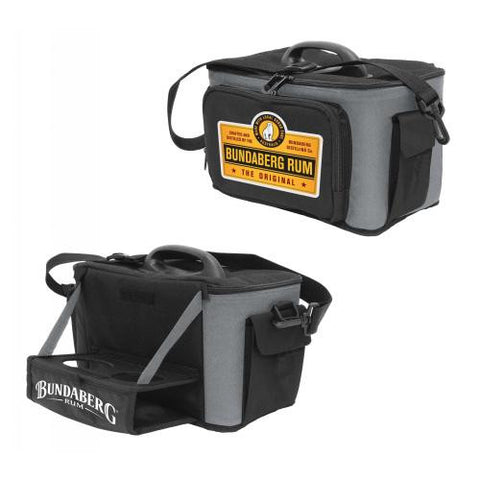 Bundaberg Rum Cooler Bag with Tray
