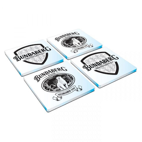Bar Item - Bundaberg Glass Coasters