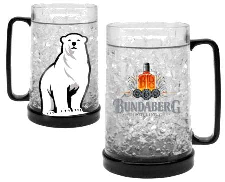 Bar Item - Bundaberg Rum Gel Freeze Mug