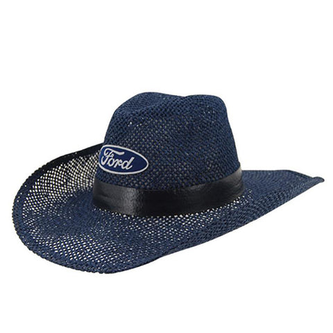 Ford Cowboy Hat   NAVY  SM-MED