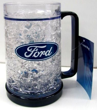 Bar Items - Ford Gel Freeze Mug