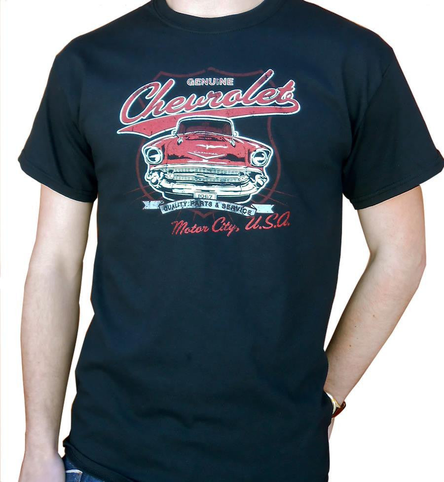 Retro a GOGO T Shirt  - GM™  Motor City Chevrolet