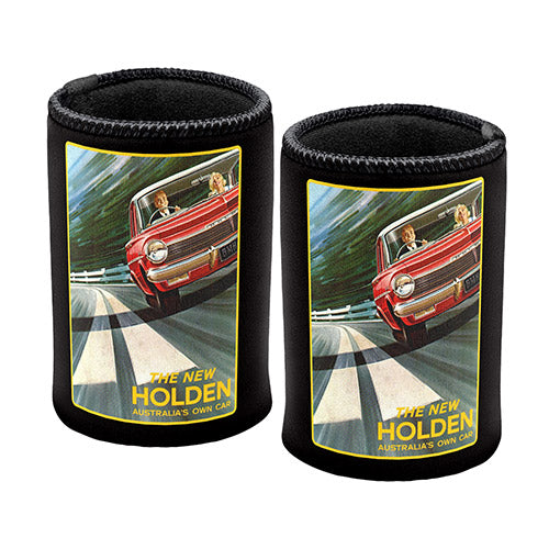 Bar Item - Holden EH Sedan Heritage Stubbie Cooler
