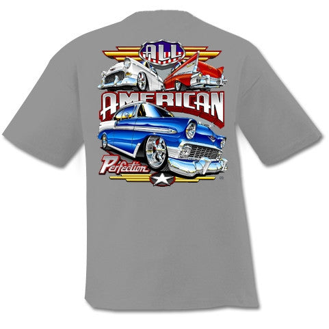PKK Mens T-shirt - All American Perfection|Poisonkandyklothing