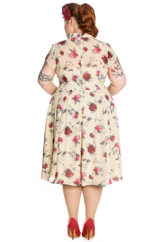 Hell Bunny Leah Dress Plus Size|Poisonkandyklothing