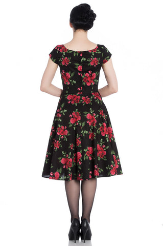 Hell Bunny - Croisette 50's Dress|Poisonkandyklothing