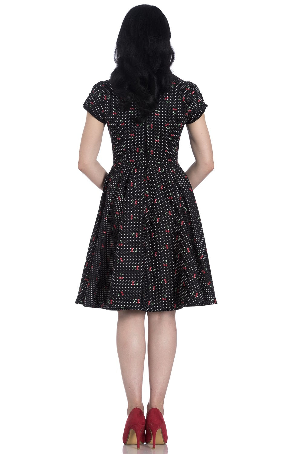 3675a07d31e ... Hell Bunny Sophie Mid Dress ...