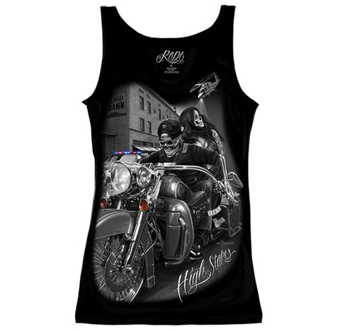 Ladies Tanks - DGA High Stakes Ladies Tank