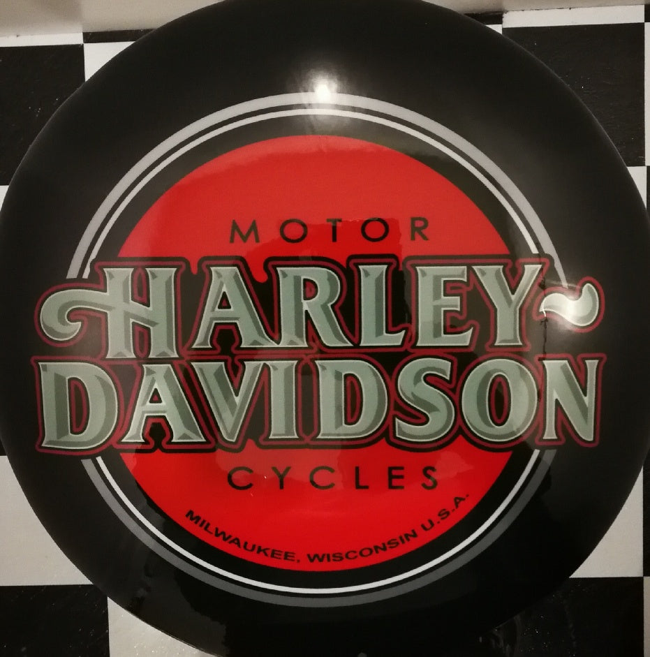 Bar Stool - Harley Davidson, New design
