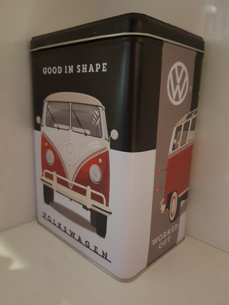 Tins Large -  VW Good In Shape