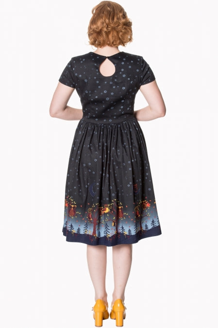 Banned Clothing Lone Traveller Dress|Poisonkandyklothing
