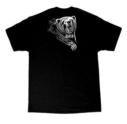 "DGA Mens T shirt - ""Straight Clownin"" Poison Kandy Klothing Australia"