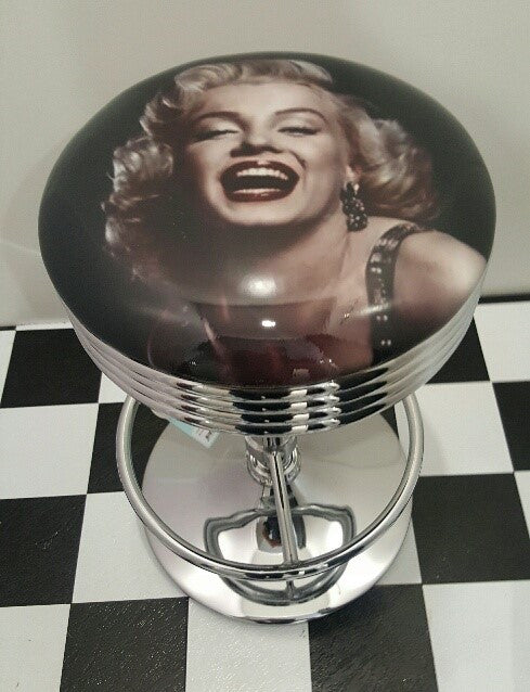 Bar Stool - Marilyn Monroe