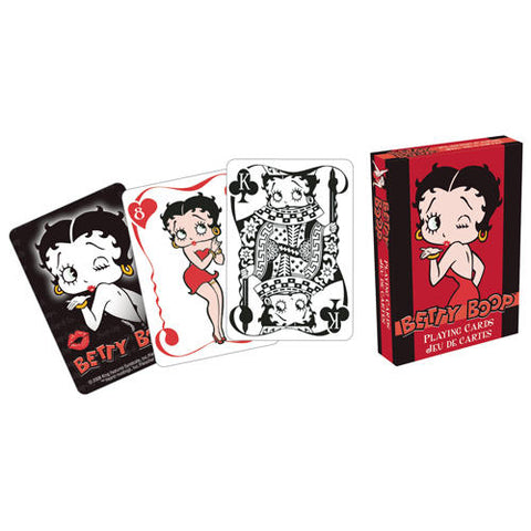 Playing Cards - Betty Boop