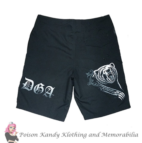 DGA Board Shorts - Mens Shorts Native
