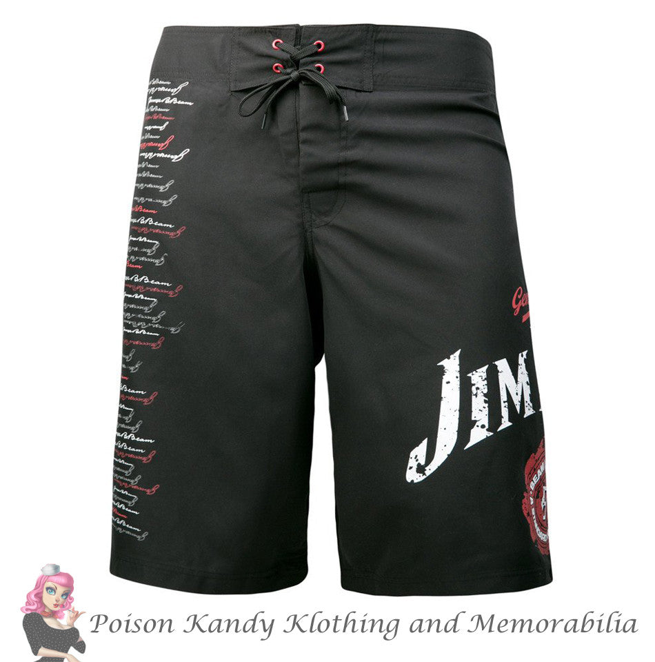 Jim Beam Shorts - Mens Board Shorts