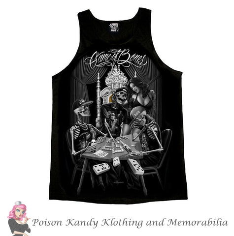 DGA Tanks - Game of Bones Men's Tank