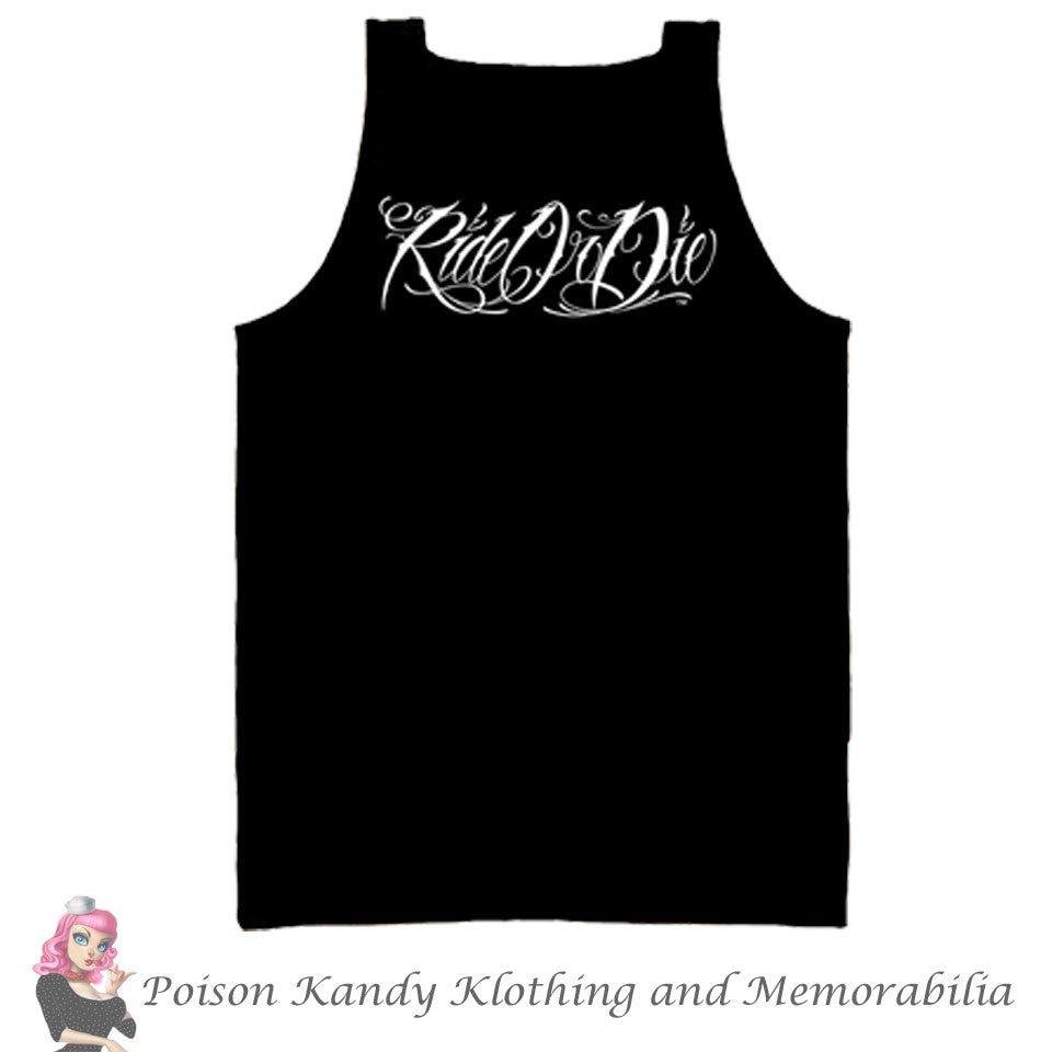 Mens Tanks - DGA R.O.D Highway To Hell Men's Tank