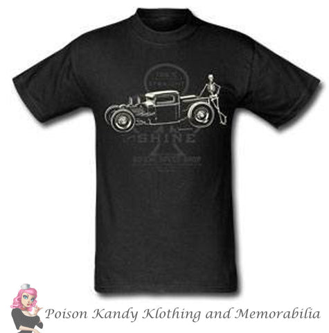 Jimmy Shine T-Shirt - Original Truck Tee
