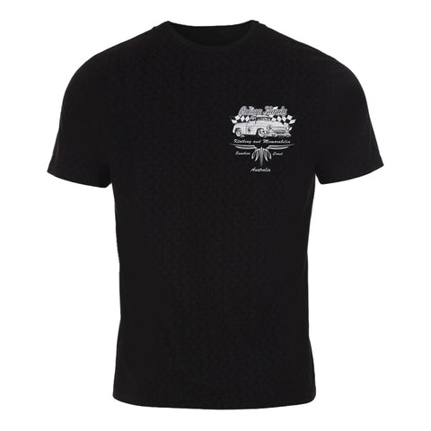 Mens T-Shirt - Poison Kandy Klothing, Chevy Pick Up- Black