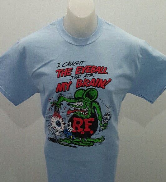 Rat Fink Men's T-shirt The Eyeball