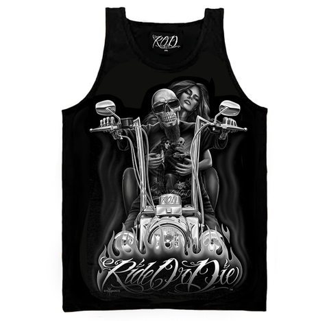 Men's Tanks - DGA - R.O.D. - My Old Lady Men's Tank