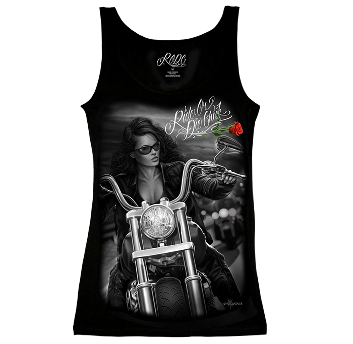 Ladies Tanks - DGA Lady Rider