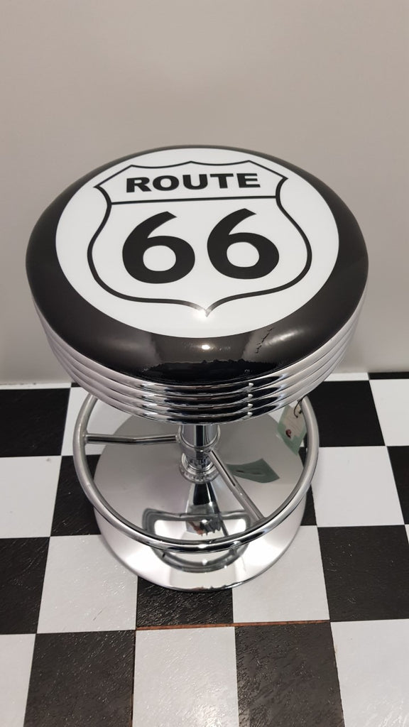Bar Stool - Route 66