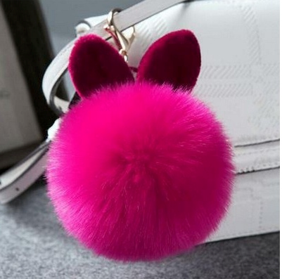 Fluffy Accessories Rabbit Ears Asst Colours